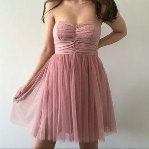 UO Blush Pink Dress